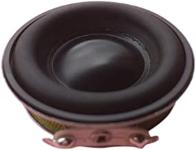 GAOHOU 2pcs 40mm 4 Ohm 5W Full Range Audio Speaker Neodymium Magnet Loudspeaker