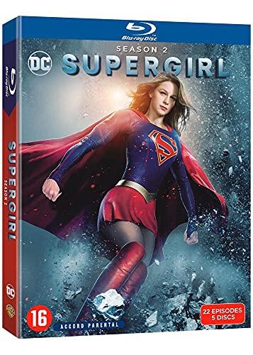Supergirl - Saison 2 - BluRay - DC COMICS [Blu-ray]