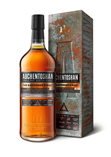 Auchentoshan Edizione Limitata Annuale del Barista Singolo Malto Scozzese Whisky - 700 ml