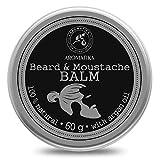 Bálsamo Barba 60g con Natural Aceite de Almendras - Argan -