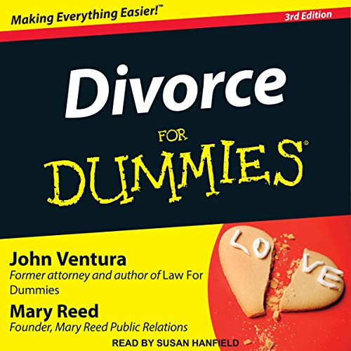 Divorce for Dummies cover art