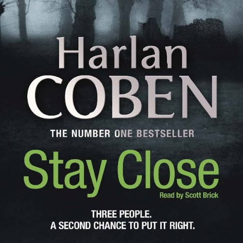 Couverture de Stay Close