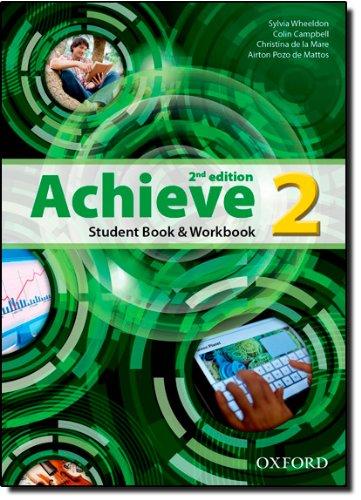 Achieve 2 - Student Book / Workbook - 02Edition