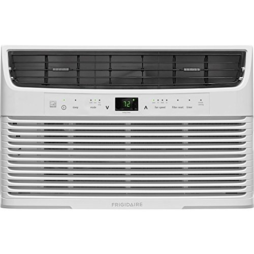 Frigidaire FFRE0633U1 6,000 BTU Window-Mounted Room Air Conditioner, White
