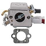 BQBS 503283210 EL32 Carburetor for Husqvarna 340 340E 345 345E 346XP 350 350EPA 353 Jonsered Chainsaw (GA276-A)