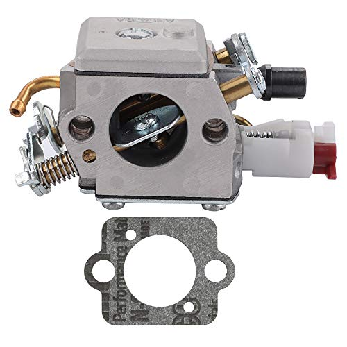 BQBS 503283210 EL32 Carburetor for Husqvarna 340 340E 345 345E 346XP 350 350EPA 353 Jonsered Chainsaw (GA276-A)