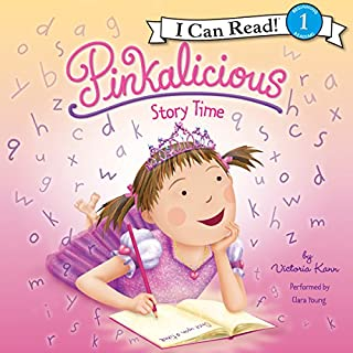 Pinkalicious: Story Time cover art