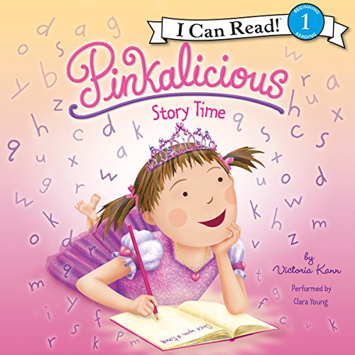 Pinkalicious: Story Time                   By:                                                                                                                                 Victoria Kann                               Narrated by:                                                                                                                                 Clara Young                      Length: 5 mins     Not rated yet     Overall 0.0