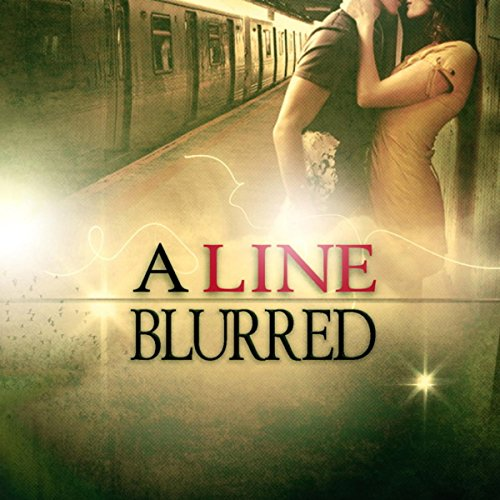 A Line Blurred audiobook cover art