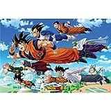 ABYstyle - Dragon Ball Super - Poster - Goku con Grupo (91,5x61 cm)