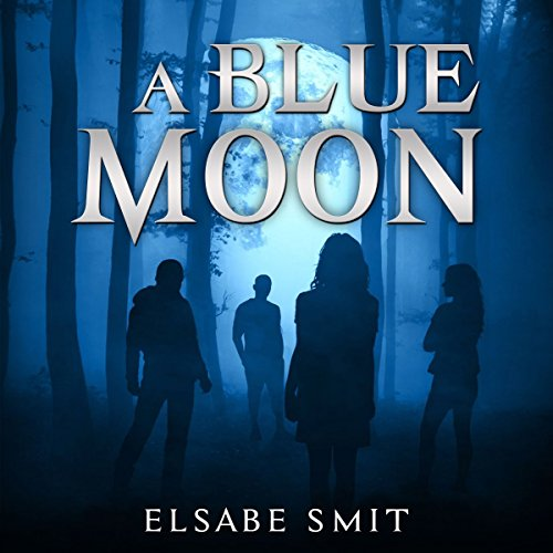 A Blue Moon audiobook cover art