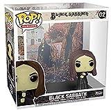 Funko- Pop Albums Black Sabbath Figura Coleccionable, Multicolor (53077)