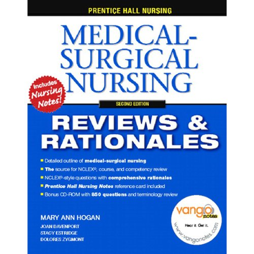 VangoNotes For Medical Surgical Nursing 2 E Ch 01