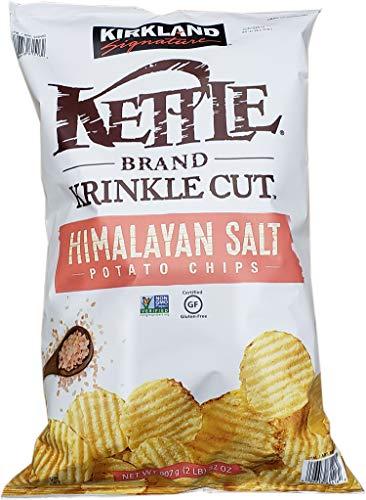 Kirkland Signature Himalayan Salt Potato Chips, 32 oz