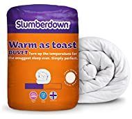 Slumberdown Warm as Toast 13.5 Tog Duvet - Single