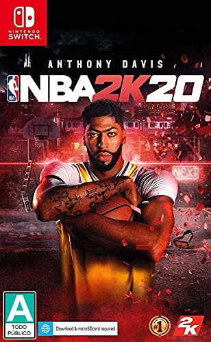 NBA 2K20 for Nintendo Switch [USA]