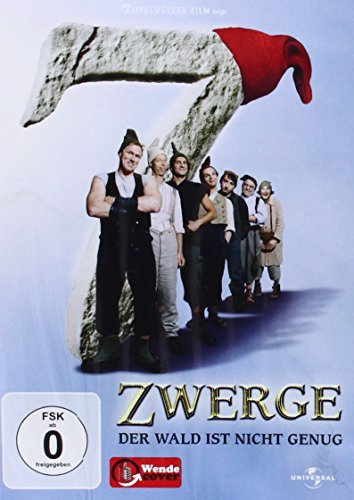 7 Dwarves - The Wood is Not Enough (2006) ( 7 Zwerge - Der Wald ist nicht genug ) ( Seven Dwarves - The Forest Is Not Enough ) [ NON-USA FORMAT, PAL, Reg.2 Import - Germany ] by Boris Aljinovic