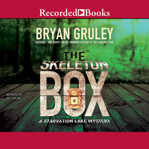 The Skeleton Box audiobook cover art