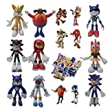 Figura de Sonic Modelo de juego Sonic the Hedgehog Sonic Supersonic Mouse Hecho a mano Toy Boy Regal...