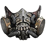 Faerynicethings Adult Size Steampunk Doomsday Muzzle - Latex Mask
