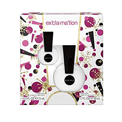 Exclamation Cologne Spray 0.5-Ounce