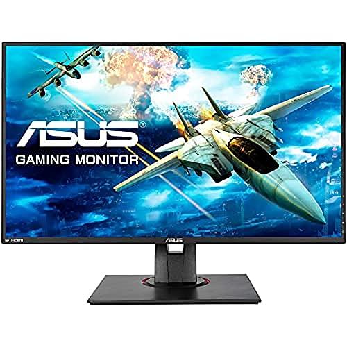 ASUS VG278QF - Monitor de Gaming 27 Pulgadas (Full HD, 1920 X 1080, 0,5 ms, 165 Hz, FreeSync/Adaptive Sync)