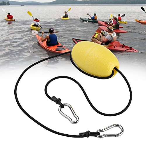 Kayak Drift Anchor Tow Cuerda Nylon Tow Line Throw Rope con EVA...