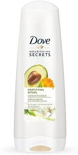 Dove Nourishing Secrets Fortifying Ritual Conditioner Avocado, 12 fl oz (Pack of 2)