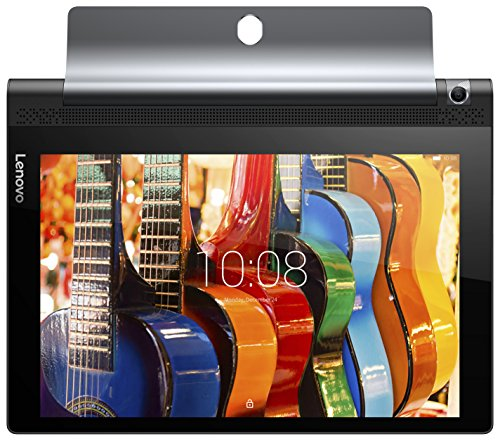Lenovo Yoga Tab 3 25,5 cm (10,1 Zoll HD IPS Touch) Convertible Tablet-PC (Qualcomm Snapdragon MSM8909, 2 GB RAM, 16 GB eMMC, LTE, Android 6.0) schwarz