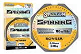 Konger Angelschnur STEELON Spinning Fluorocarbon Coated 0,12-0,30mm/150m Monofile (0,12mm / 2,60kg)