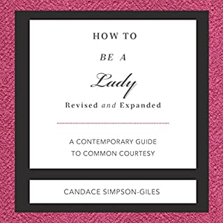 How to Be a Lady cover art