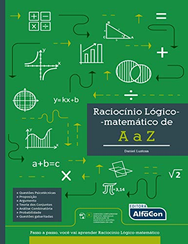Raciocínio lógico-matemático A a Z