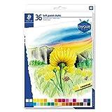 STAEDTLER 2430 C36 Softpastellkreiden