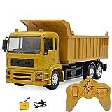 Wovemster Camion-Jouet, modèle de Camion télécommandé alimenté par Batterie en Alliage, Batterie Rechargeable,...