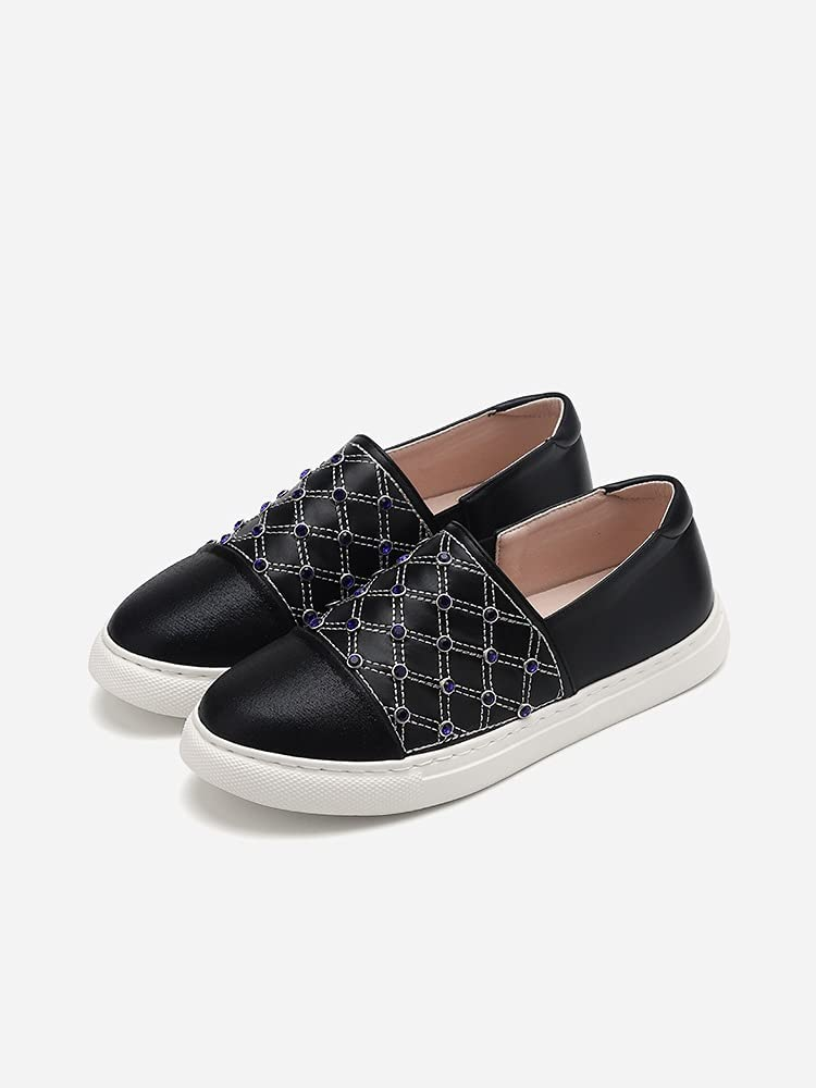 HaiFiy Popular brand in price the world Women's Canvas Low Top Shallow Sneaker Single Casu