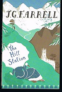 The Hill Station and an Indian Diary 1407224166 Book Cover