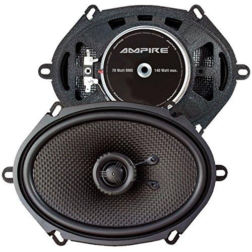 Ampire Lautsprecher 5x7 für Ford Transit (94-13) Koax Vordere Türen