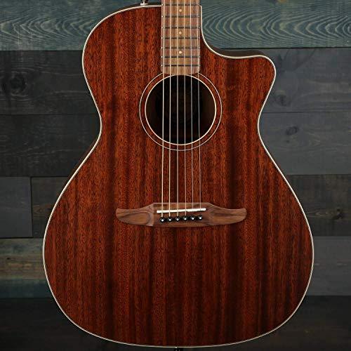 Fender Newporter Special - Tabla de dedo con funda de goma, color caoba