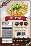 Low carb pasta Excellent taste Kosher, No GMO 2 Packs in one order