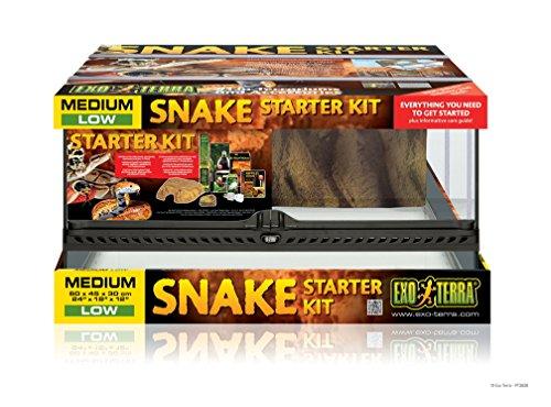 Exo Terra Kit de Incio para Serpiente