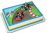 Decopac Super Mario Mario Kart DecoSet Cake...