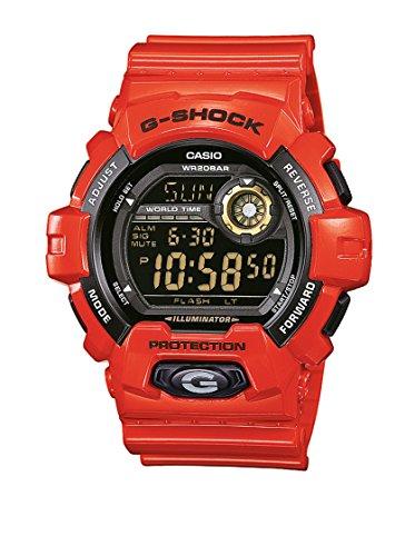 Casio G-SHOCK G-8900A-4ER - Orologio da polso Ragazzo