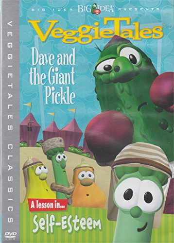 VeggieTales: Dave And The Giant Pickle (Word Entertainment)