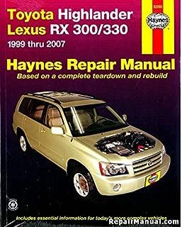 2010 lexus rx 350 repair manual
