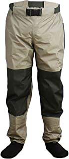 Kylebooker Breathable Stockingfoot Waist High Pant Waders KB003
