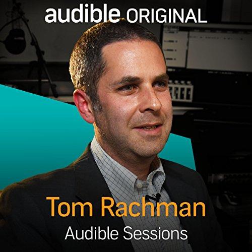 Tom Rachman audiobook cover art