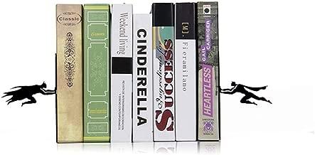 Vinyle Serre-Livres Support Livre se termine Livre Bouchon Support Étagère Home Decor