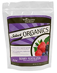 Winchester Gardens Select Organics Berry Granular Fertilizer