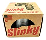 ALEX Brands Slinky Original Walking Spring Toy Made in USA