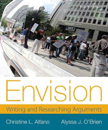 Envision: Writing and Researching Arguments Plus MyWritingLab with eText -- Access Card Package (4th Edition)